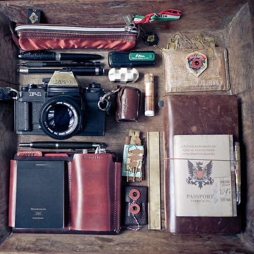 What's in my bag Feb/Mar 2010 | by Patrick Ng