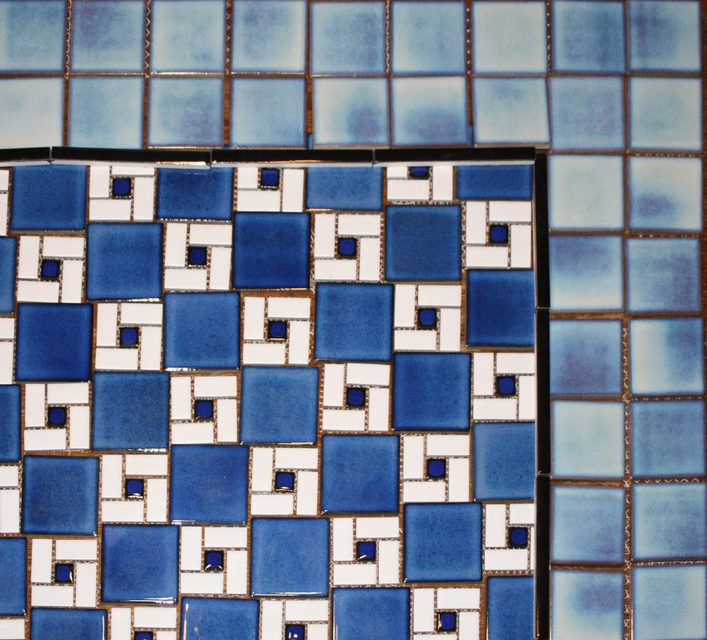 floor tile pattern   test of floor tile pattern for my bathr…   Flickr