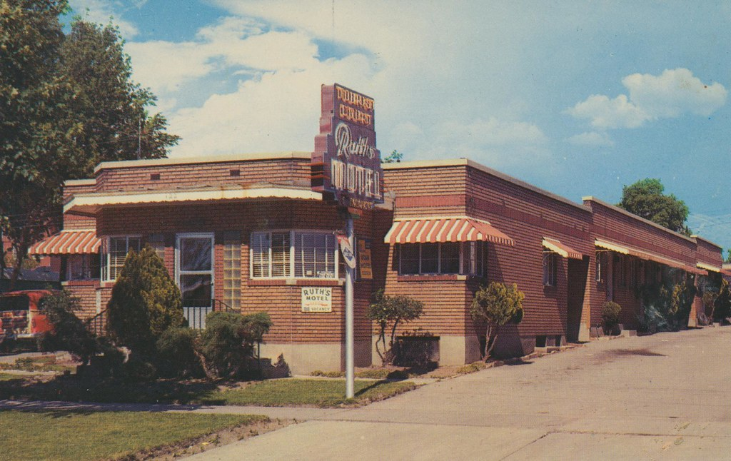 Ruth Motel - Salt Lake City, Utah