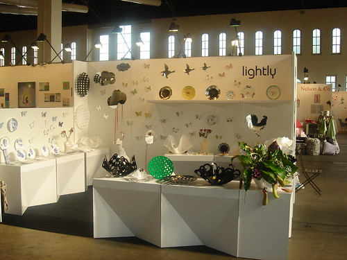 Xanita Exhibition Stand : Exhibition stand build for lightly xanita international