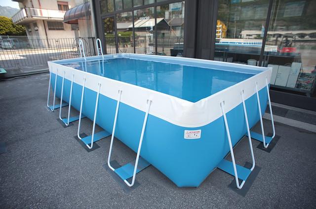 laghetto smile piscina laghetto smile 2x4 metri