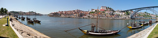 hi-res panorama Porto Portugal Creative Commons | by zoutedrop