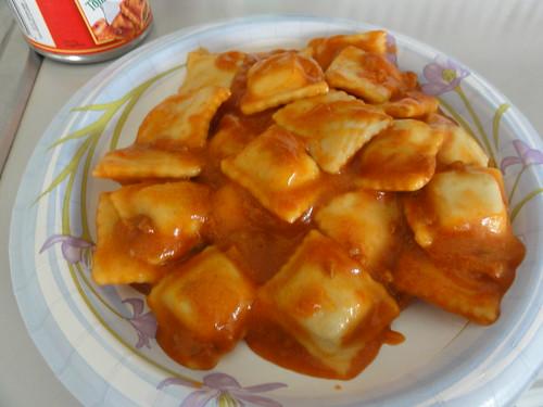 Chef BOYARDEE MINI Ravioli - after