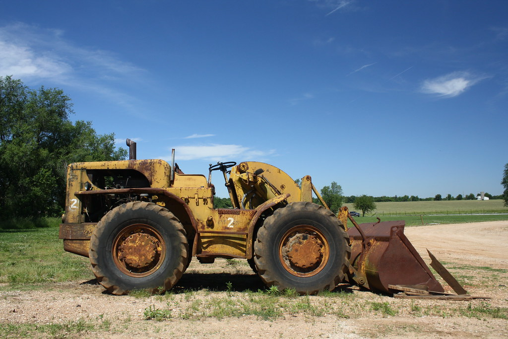 Caterpillar Traxcavator | Model number was not on the s/n ...