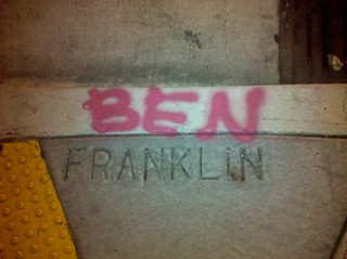 Ben Franklin represent! | by sir chalky