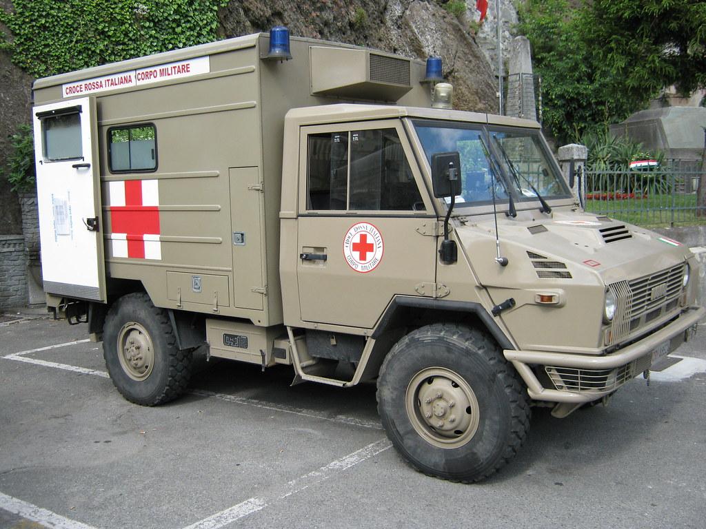 Iveco Vm90 Giornata Volontariato Esposizione Mezzi E