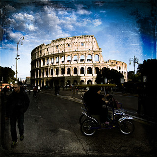 colosseum & carfree | by dongga BS