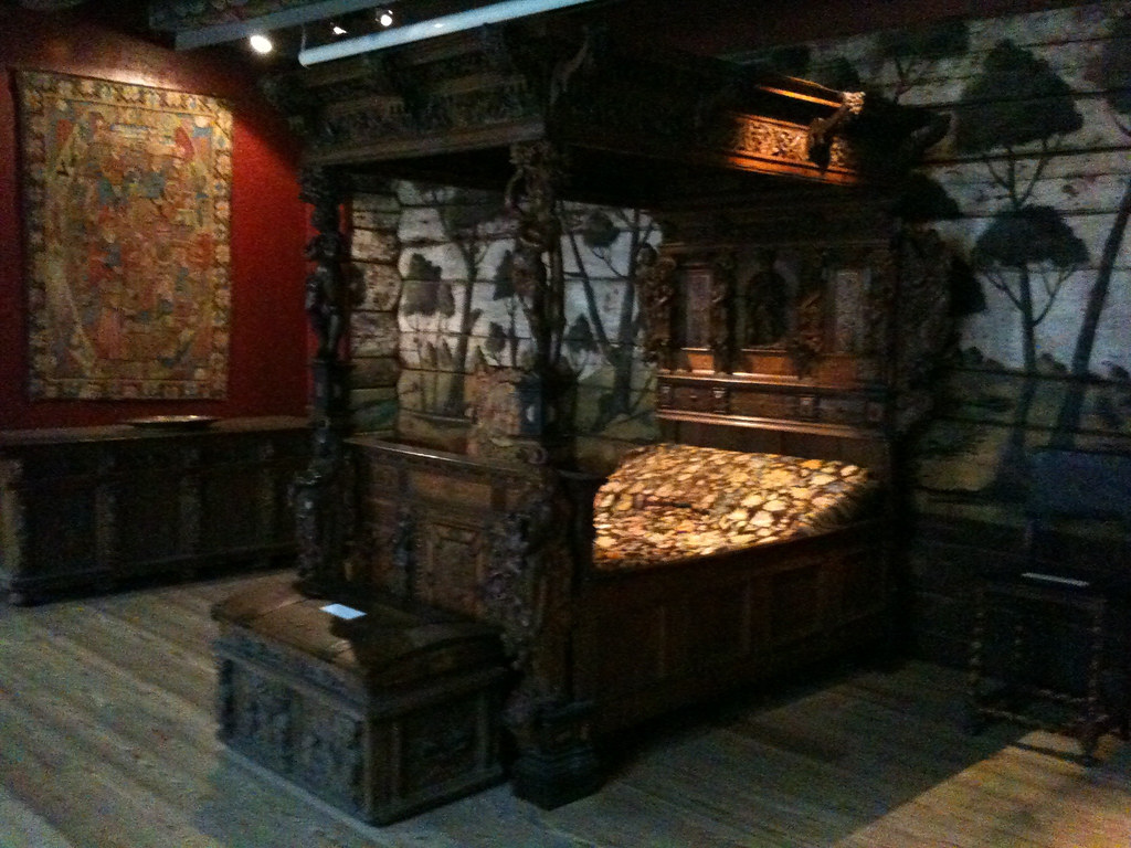 Viking Christian bedroom | Oh la la | Alison Crawford | Flickr