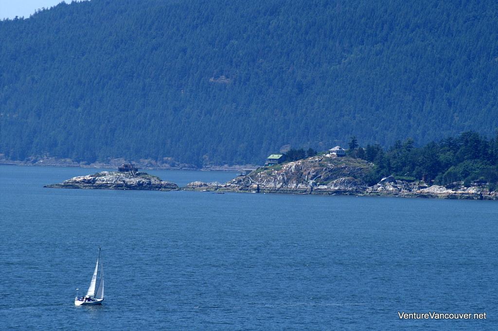 Vancouver Island Sail Boat Trip