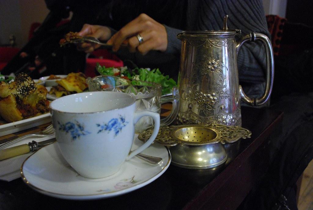 Cinnamon Tea Rooms Warrington