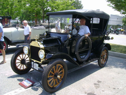1916 Ford Model T Maryland Motor Vehicle Administration