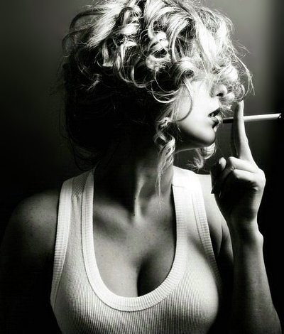 smoking-girl | by famous1999