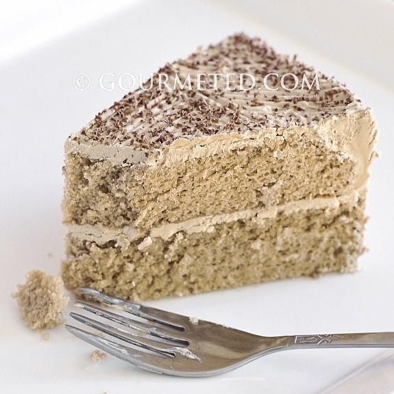 Mocha Chiffon Cake Recipe With Picture