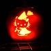 Hello Kitty Witch Pumpkin