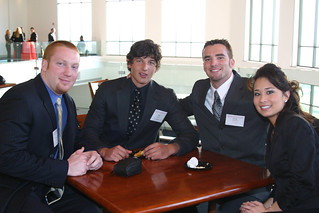 CSUCI Students  at 2006 Leadership Dinner | by California State University Channel Islands