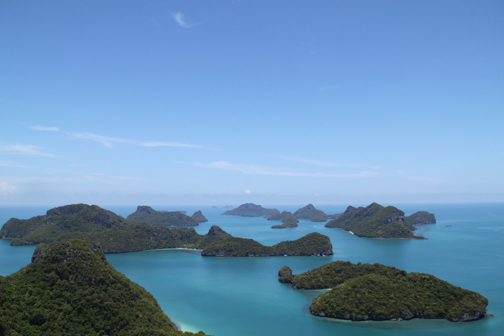 Archipelago En Wikipedia Org Wiki Mu Ko Ang Thong