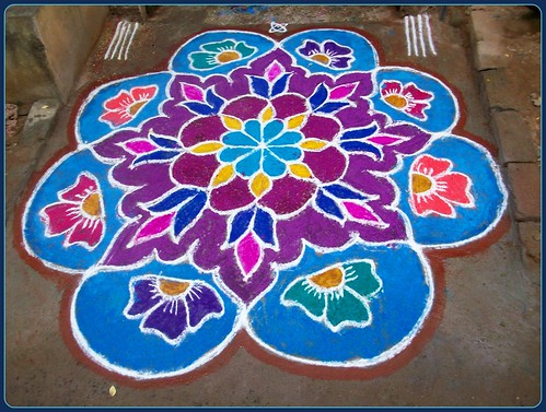 kolams and rangoli 2010 chella vaidyanathan flickr