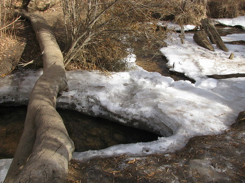Log over frozen stream | by kafski