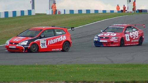 C Race Car