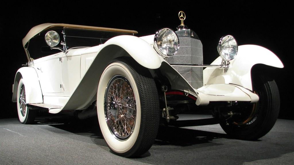 1928 mercedes benz model s tourer al jolson 3 for Mercedes benz jobs in alabama