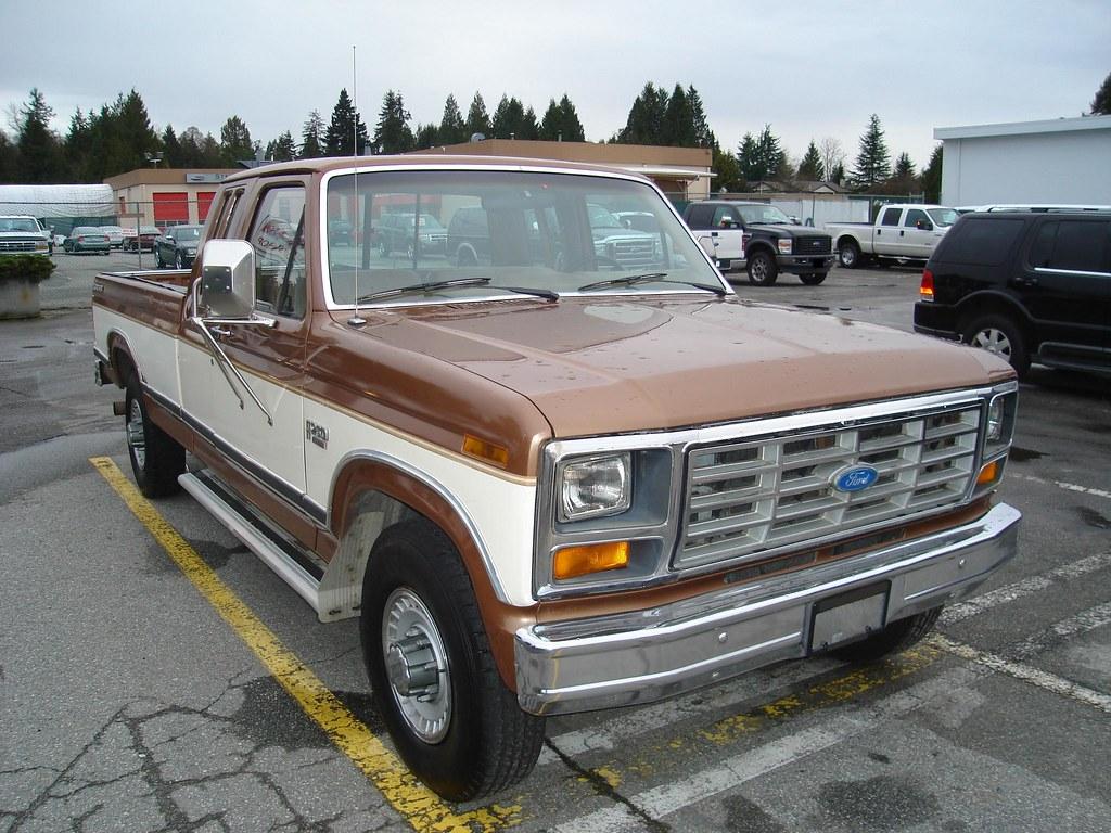 1985 ford explorer