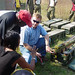 SALW expert shows man-portable air defense system to Burundi officials