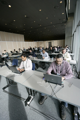 Training in Progress | by Cisco Live Europe