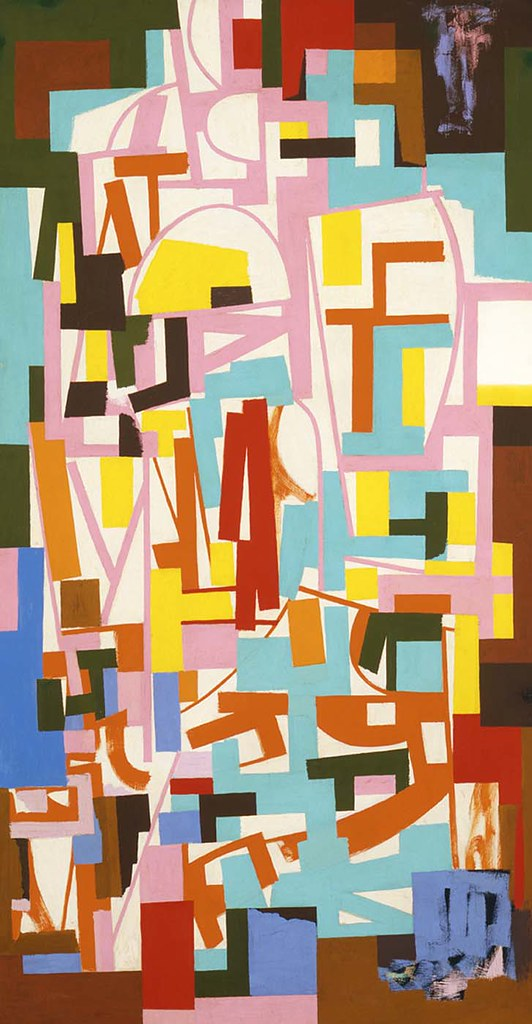 an introduction to abstract painting created in the forties in new york Go on to achieve great success as abstract painters in the 1940s and abstract expressionist artists created a new artistic of modern art in new york.