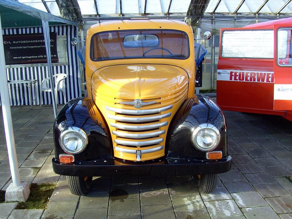 Barkas V 901 2 Kleinlaster Eastern European Vehicles Day