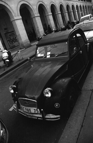 Citroen 2CV | by boncey