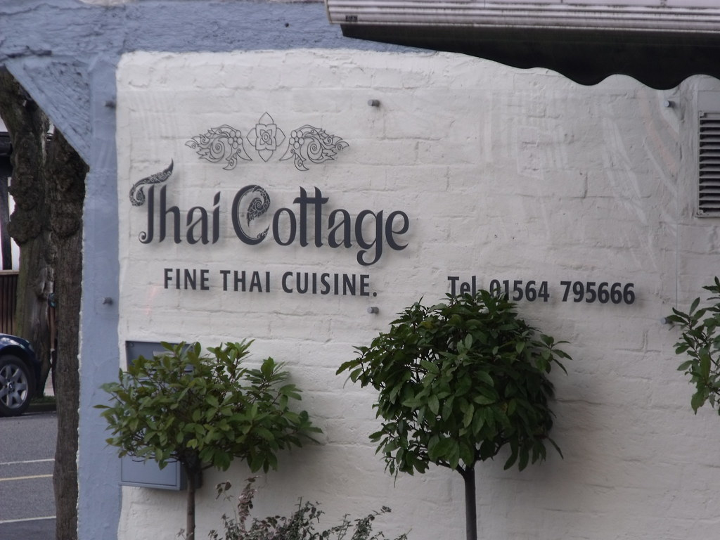 Thai Cottage Restaurant San Francisco Ca