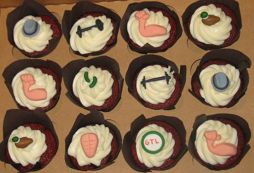 jersey shore cupcakes | by two parts sugar