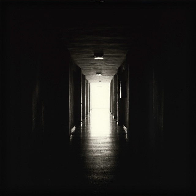 Light at the end of the corridor split grade print bronic flickr light at the end of the corridor by agustin david forner sciox Image collections