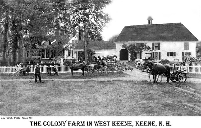 Colony Farm in west Keene, New Hampshire | TITLE Colony Farm… | Flickr
