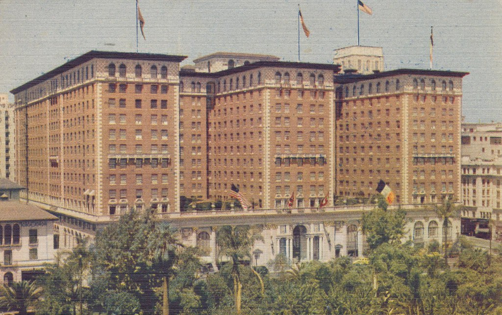 Biltmore Hotel - Los Angeles, California