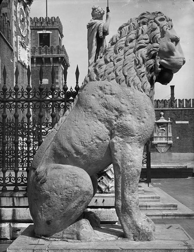 The Piraeus Lion, Venice, Italy | by Swedish National Heritage Board