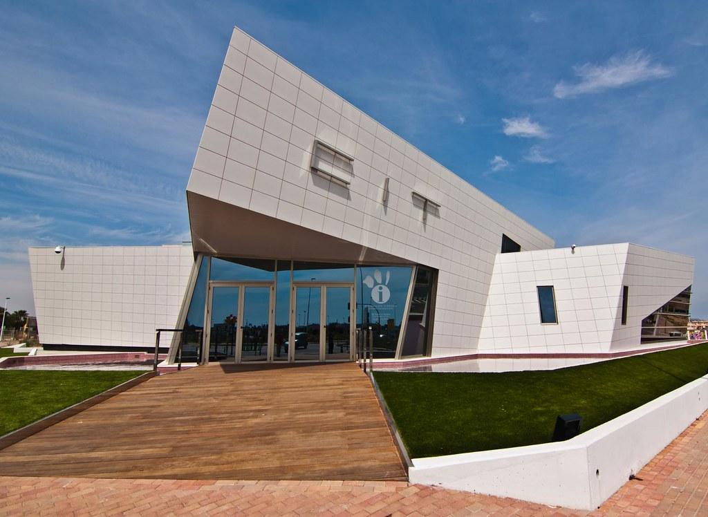 Cit centro de iniciativas tur sticas arquitecto ra l - Raul torres arquitecto ...