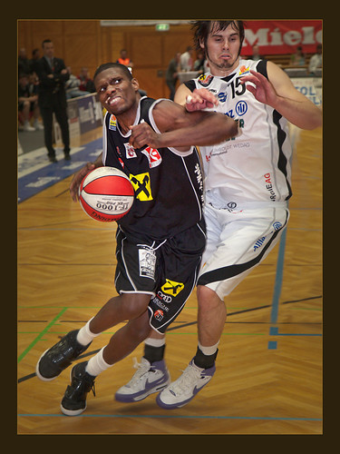 Rasheed Brokenborough / WBC Wels | by guenterleitenbauer