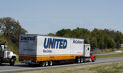 United Van Lines Peterbilt on RT. 50 in Florida | by myhotrod9