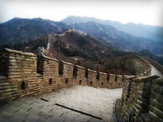 'A Sinuous Serpent', The Great Wall of China, Northern China | by WanderingtheWorld (www.ChrisFord.com)