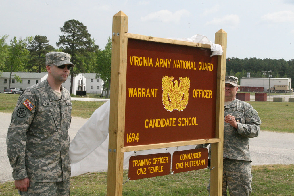 New home for warrant officer candidate school dedicated at flickr - Ocs officer candidate school ...