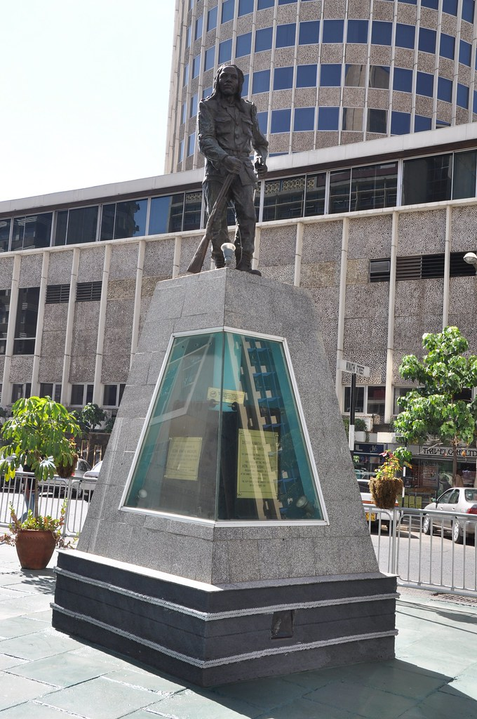 the revolution of the mau mau against the british colonization The mau mau rebellion in 1952 was undeniably caused by the  the mau mau  offered them an opportunity to revolt against british colonialism,.