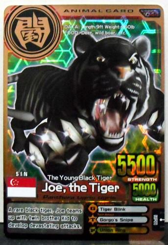Joe, The Tiger   Blog: www.sg-caricatures.blogspot.com ...