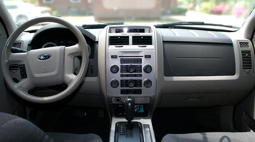 My 2009 Ford Escape XLT - Interior | Charlie J | Flickr