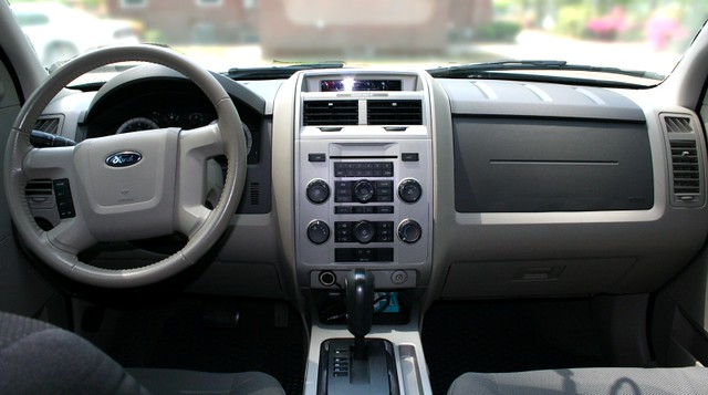 Ford Escape Forum >> My 2009 Ford Escape XLT - Interior | Charlie J | Flickr