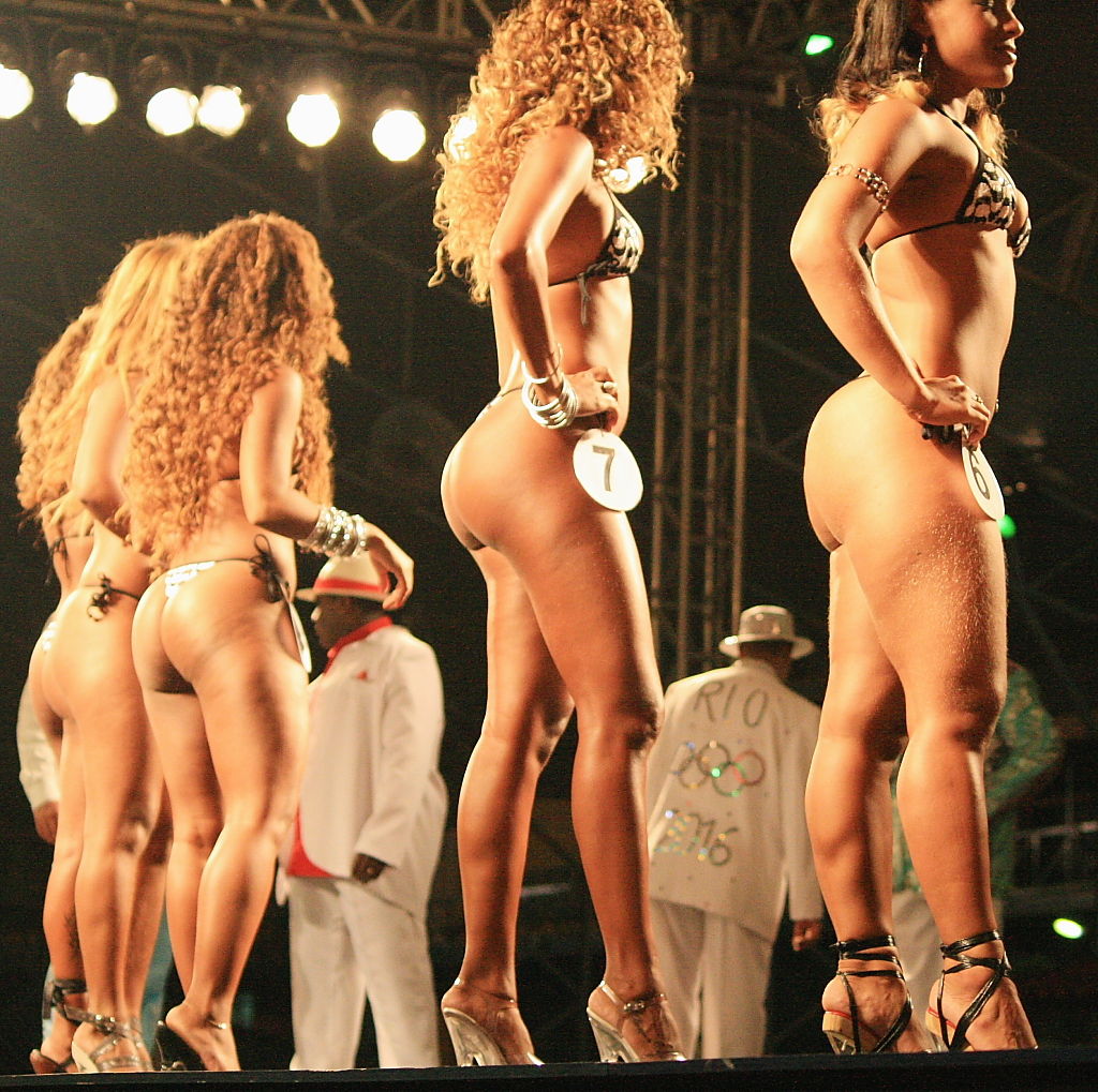 For Bikini brazil contest de janeiro rio accept