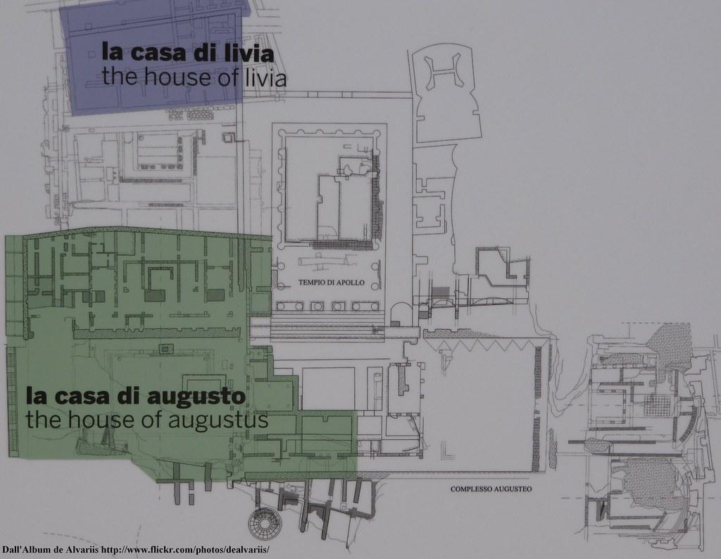 3 d c 2010 la piantina della casa di augusto foto for Planimetrie della casa di gambrel