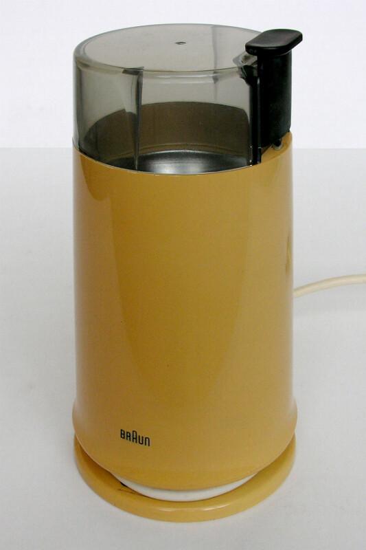 Braun Coffee Grinder ~ Braun coffee grinder vicent zp flickr