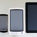 3, 5, 7, 9 tablet, pad, slate
