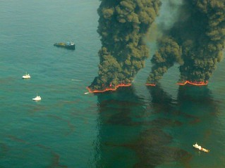 Controlled Burns in the Gulf | by Deepwater Horizon Response